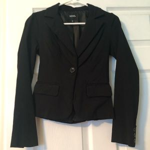 Xoxo black blazer
